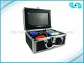 Mini Fish Camera with 7 inch TFT color monitor Underwater Camera