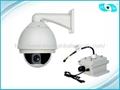 6'' 36X Intelligent Alarm High Speed Dome Camera(OSD+16 Alarm), PTZ Camera