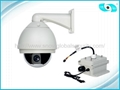 6'' 36X Intelligent Alarm High Speed Dome Camera(OSD+16 Alarm), PTZ Camera