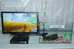 高清网络红外防水摄像机
