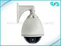 Intelligent high speed dome 27X Zoom PTZ Camera