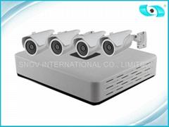 960P POE NVR kit P2P CCTV System Kit