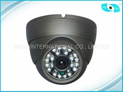 1.3MP CVI Camera Black Housing Dome Camera
