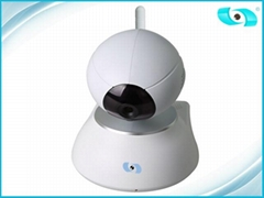 Wireless IP P2P IP Camera Alarm