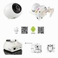 Wireless IP P2P IP Camera Alarm