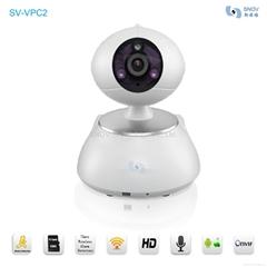 百萬高清智能網絡攝像機無線攝像頭手機遠程監控SV-VPC2