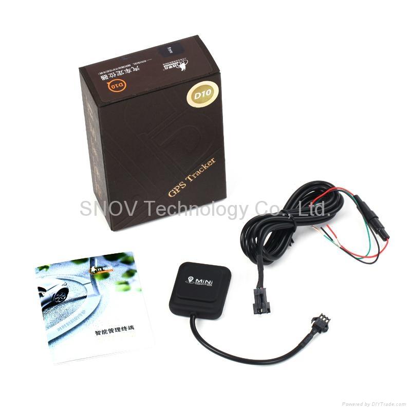 Mini Vehicle GPS Tracker 5