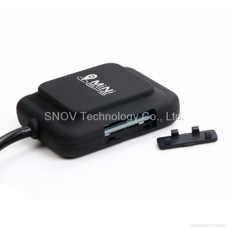 Mini Vehicle GPS Tracker 8