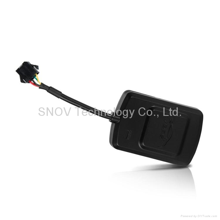 Waterproof Vehicle GPS Tracker with Battery  2