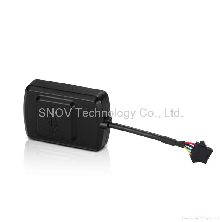 Waterproof Vehicle GPS Tracker with Battery  5