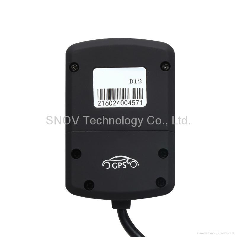 Waterproof Vehicle GPS Tracker with Battery  7
