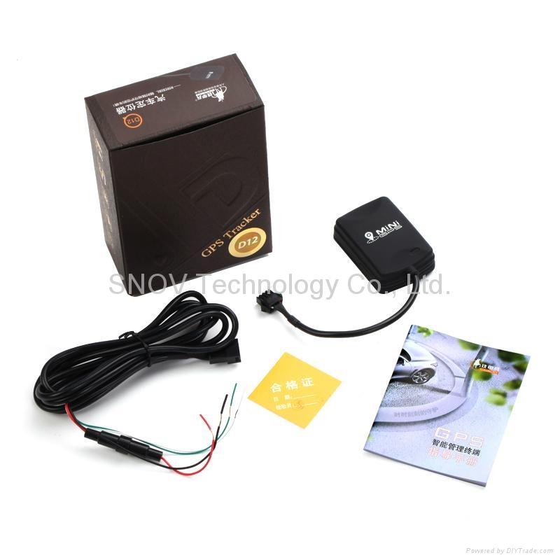 Waterproof Vehicle GPS Tracker with Battery  11