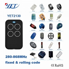 Wireless remote controller manufacturer can customize