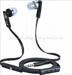 有线带唛立体声耳机