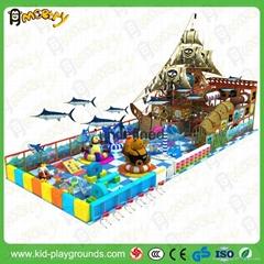 indoor playground structure