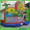 4 in 1 jumping castle house with slide
