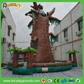 Factory price inflatable rock climbing