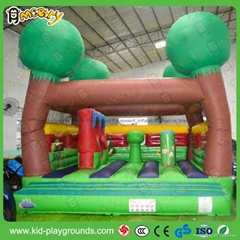 Best selling inflatable jumping bouncer for sale