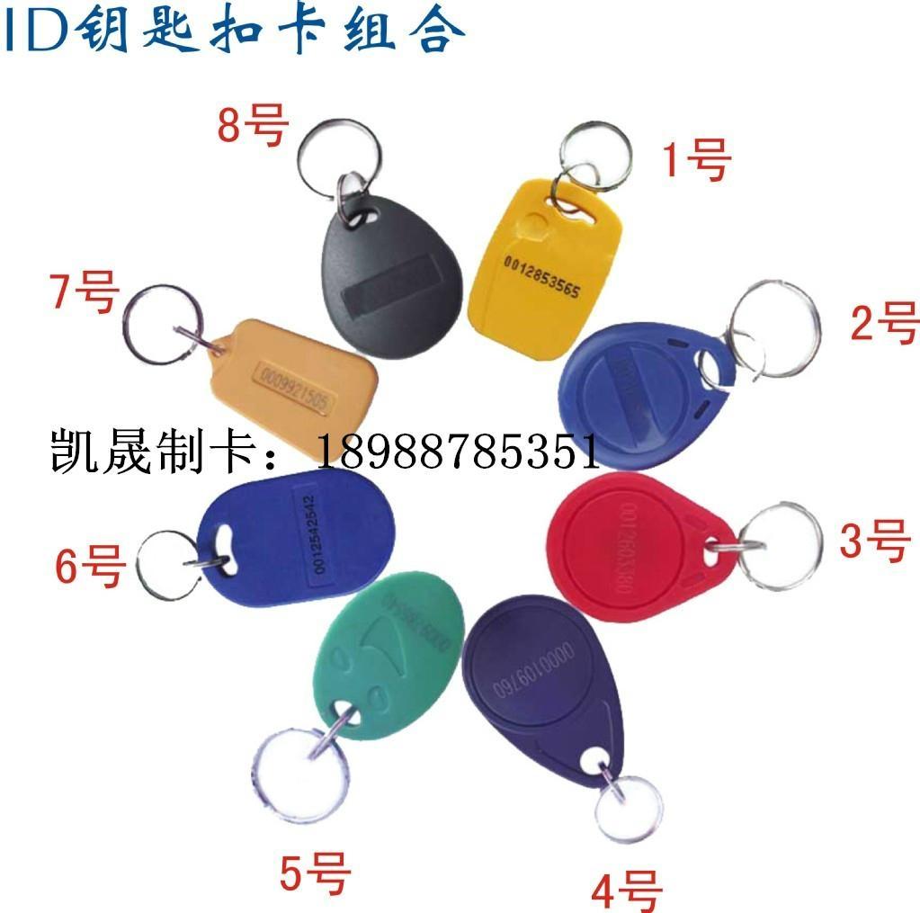 鑰匙扣卡 4