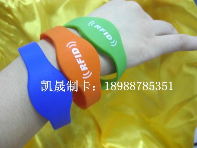 RFID手腕帶卡 9