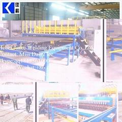 CNC steel bar mesh welding machines foc construction mesh