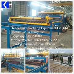 3-8mm concrete reinforcing wire mesh welding machines