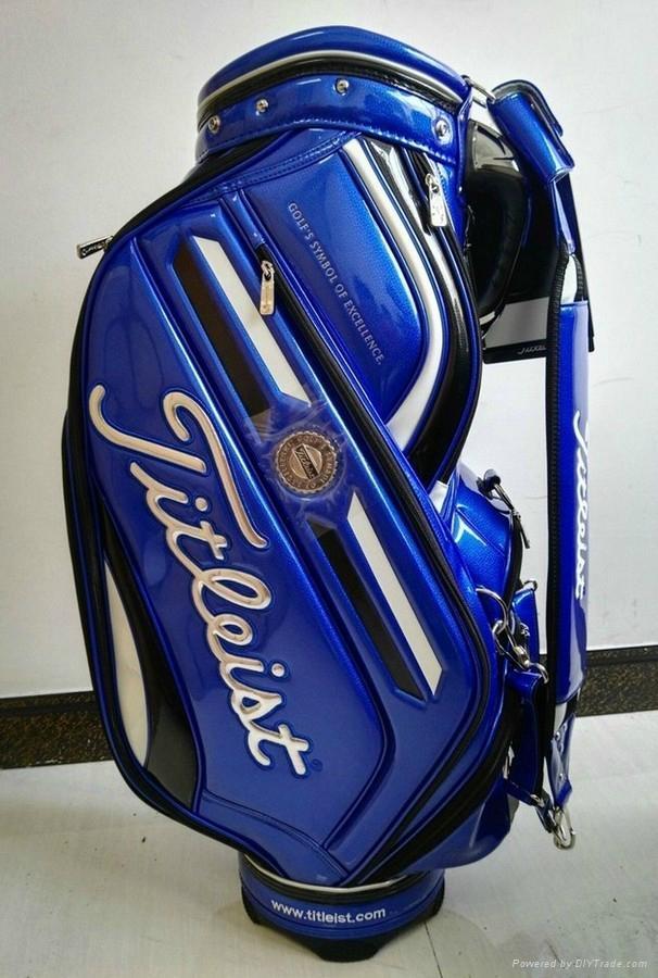 titleist golf staff bag cb610 china trading company. Black Bedroom Furniture Sets. Home Design Ideas