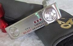 new port2 SC golf putter golf club