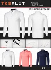 2019 CA autumn golf T shirt