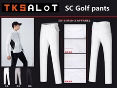 2019 New style CA golf pants