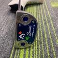 Fastback 1.5 blue tortoise CA golf putter