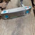 SC newport 2 woodpecker golf putter