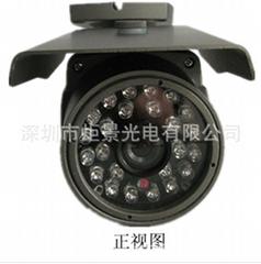 原装正品 480线红外防水监控摄像机