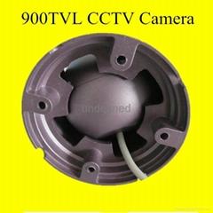 900线金属外壳红外半球摄像机