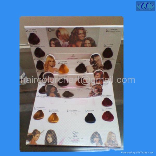Hair Color Cream Guide Book 2