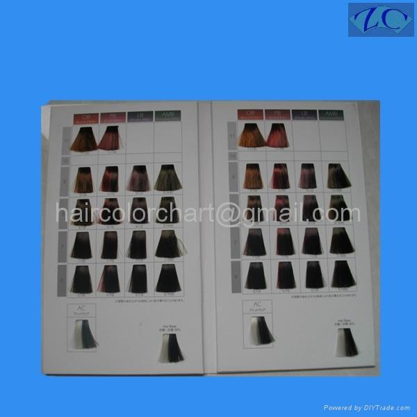 Hair Dye Catalogue make 1