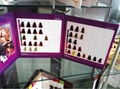 Hair Color Chart by buyer's design 4