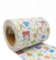 Factory Price Baby Diaper Raw Materials