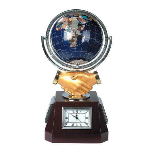 水晶地球仪 2