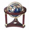 水晶地球仪 3