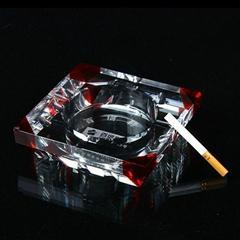 定制水晶烟灰缸纪念礼品