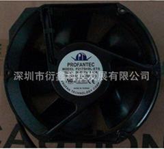 变频器散热风扇