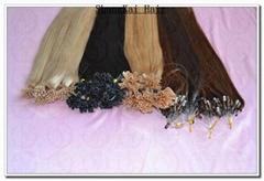 I/U/V/Flat Tip Hair Extension Pre-bonded Hair Extension