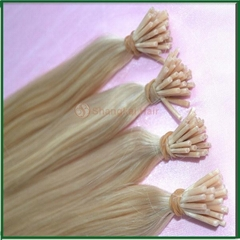 U tip Hair Extension Pre-bonded Hair Extension