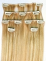 Clip in hair extension China supplier