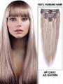 Top Grade Clip on Hair Extension Human hair extension 1
