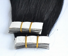 Tape Hair Skin Weft human hair extensions