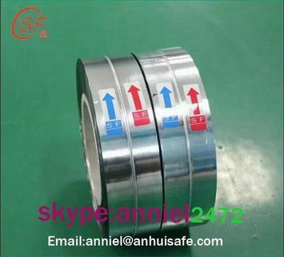 metalized BOPP PET film for capacitor used Aluminium Zinc 2