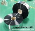 metalized BOPP PET film for capacitor used Aluminium Zinc 4