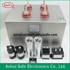 power dc pulse generator capacitor oil